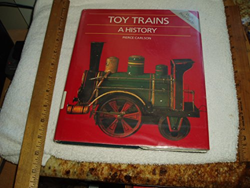 Toy Trains: A History ()