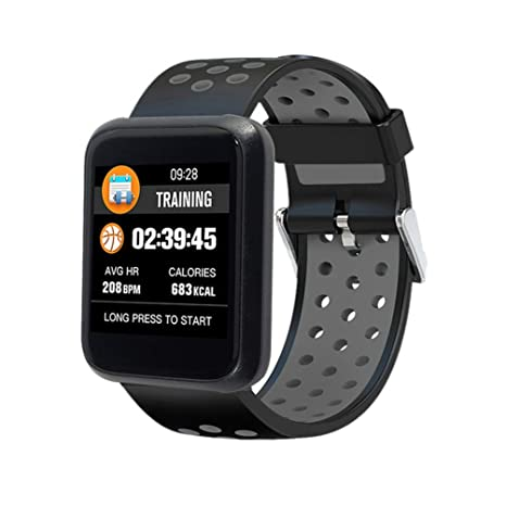 Smart Watch LEMFO Sport 3 Smart Watch Presión arterial ...