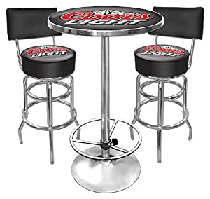 Amazon Com Coors Light Ultimate Gameroom Combo 2 Bar