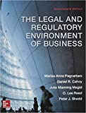 img - for The Legal and Regulatory Environment of Business, 17th Ed book / textbook / text book
