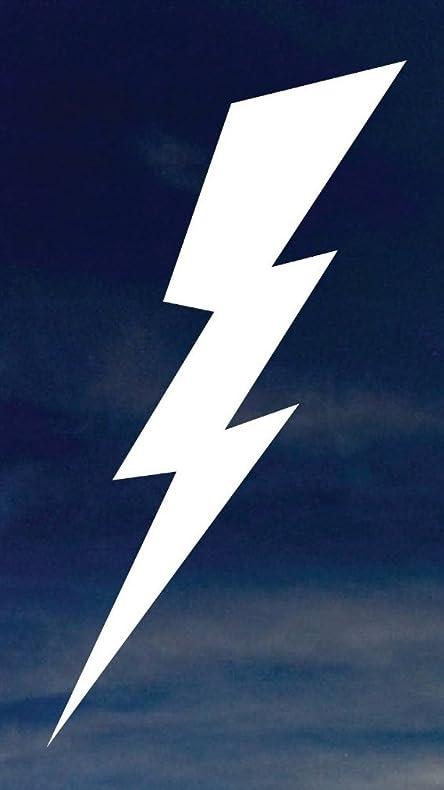 Amazon Marvel Comics Shazam Lightning Bolt Logo Vinyl Stickers