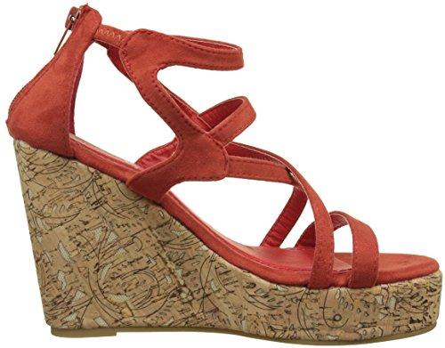 Desde Español envío gratis Outlet barato Zapatos naranjas Fashy para mujer is6syAmFxT