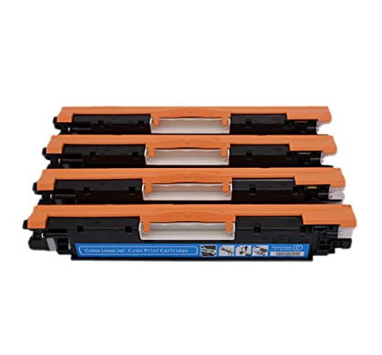 Adecuado para el cartucho de tóner compatible con el color HPPLC ...