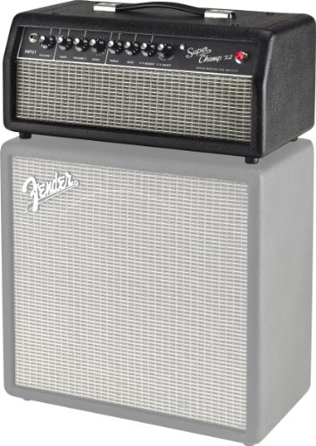 Fender Super Champ X2 15-Watt Guitar Amp (Amp Head)