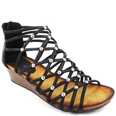 Salt & Pepper Jungen Sandalen Orange Orange Ds3QWEmGGE
