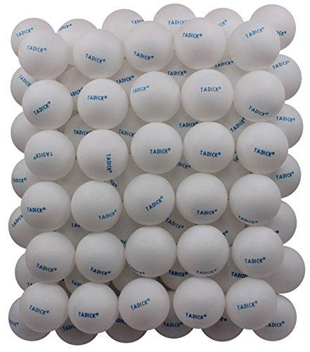 r Ping Pong Balls Washable White Plastic Balls ()