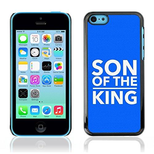 DREAMCASE Citation de Bible Coque de Protection Image Rigide Etui solide Housse T¨¦l¨¦phone Case Pour APPLE IPHONE 5C - SON OF THE KING