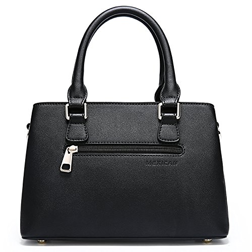 biaiser blanc sac de Black LEODIKA besace main besace à riz Sac Lady de mode mode main Sac la travers à européenne txfaHq