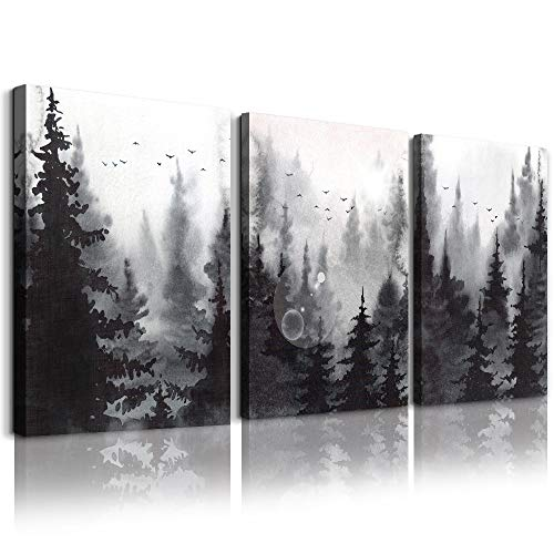 The 10 best watercolor wall art black white 2020
