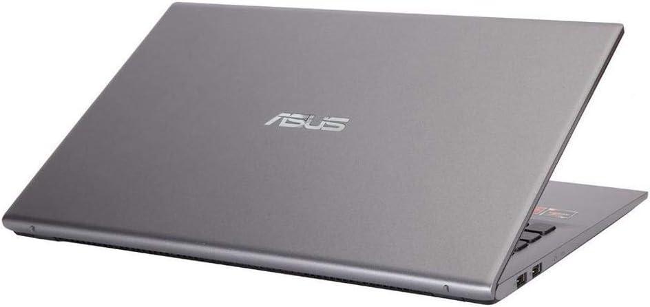 """Asus Vivobook 17 F712FA Thin and Light Laptop, 17.3"""" HD+, Intel Core I5-8265U Processor, 8GB DDR4 RAM, 128GB SSD + 1TB HDD, Windows 10 Home, Transparent Silver, F712FA-DB51 (Renewed)"""