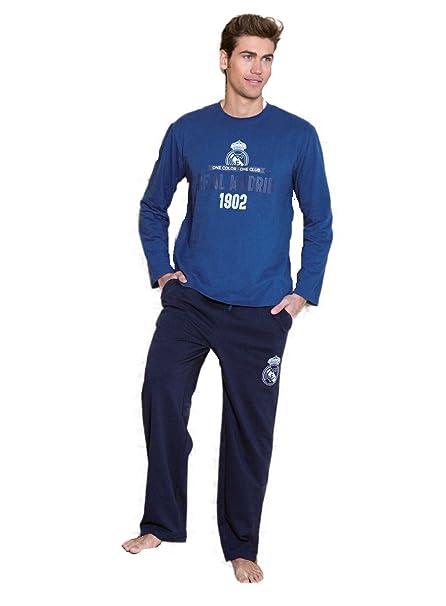 Pijama Hombre REAL MADRID 1902 Azul 2017-2018 (XL)