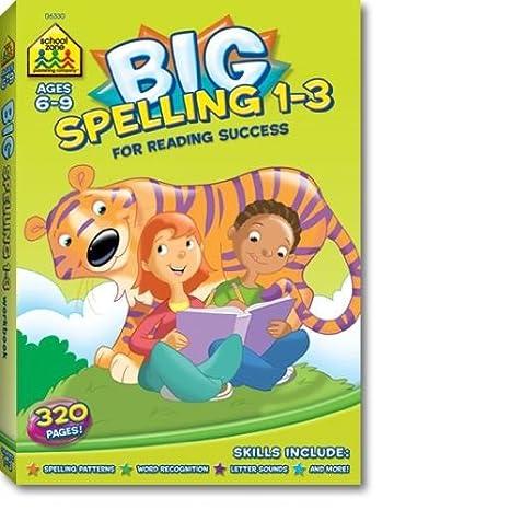 Workbook contraction worksheets for grade 3 : Amazon.com: Sz Workbk Big Spelling 1- Size Ea Sz Big Spelling 1-3 ...