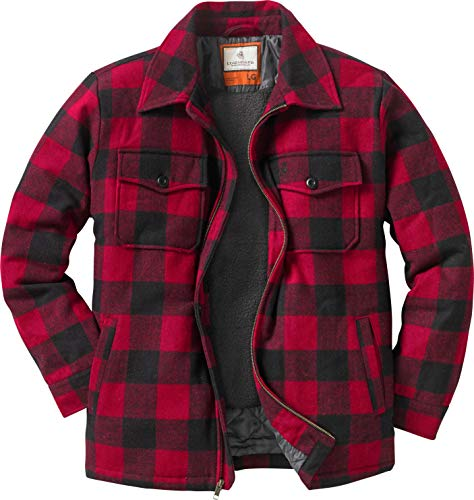 Legendary Whitetails The Outdoorsman Buffalo Jacket Plaid XX-Large