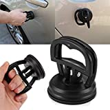 SUJING Suction Cup Dent Puller Handle Lifter Mini Car Dent Repair Puller Suction Cup Car Body Paintless Dent Repair Tools Bodywork Panel Sucker Remover Tool