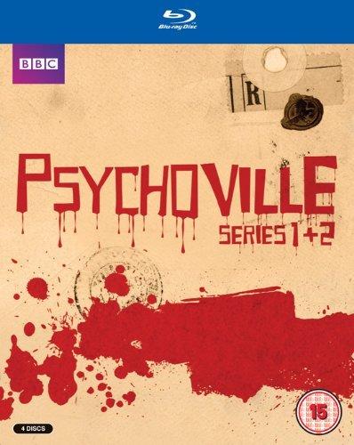 Psychoville Series 1 & 2 [Blu-ray]
