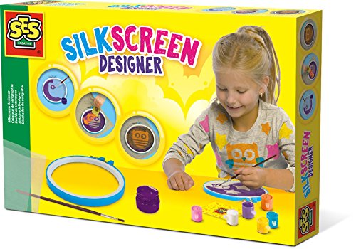 - SES Creative 14105 Silkscreen Designer Kit