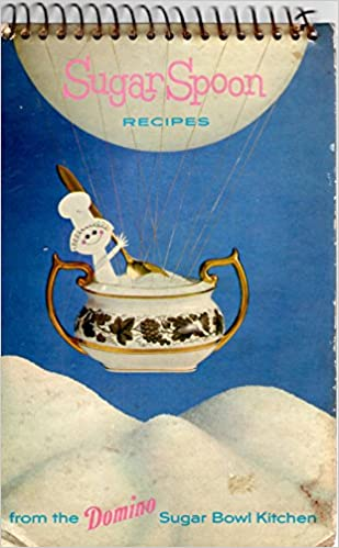Sugar Spoon Recipes From The Domino Sugar Bowl Kitchen: Author Unknown:  Amazon.com: Books
