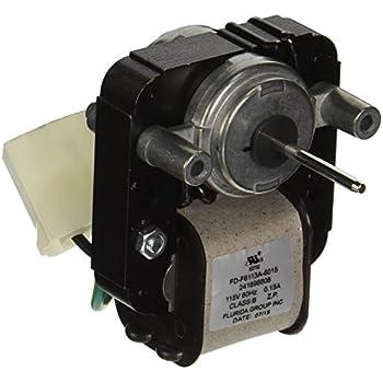 Kenmore refrigerator condenser motor 241696606 for Kenmore refrigerator fan motor
