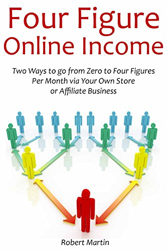 Four Figure Online Income Two Ways To Go From Zero To Four Figures Per Month