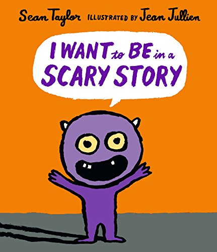 I Want To Be in a Scary Story ()