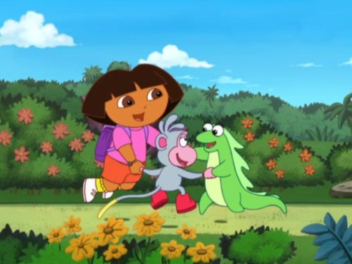 Big Sister Dora (Dora The Explorer Big Sister)