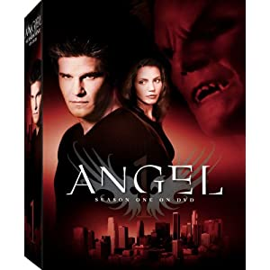 Angel - Season One (Slim Set) movie