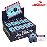 BLUE DIAMOND CHALK - GENUINE - 50 pcs - 1 case - by Longoni