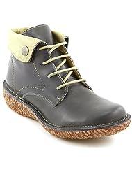 Comfortiya Women's Carla Casual Ankle Leather Boot