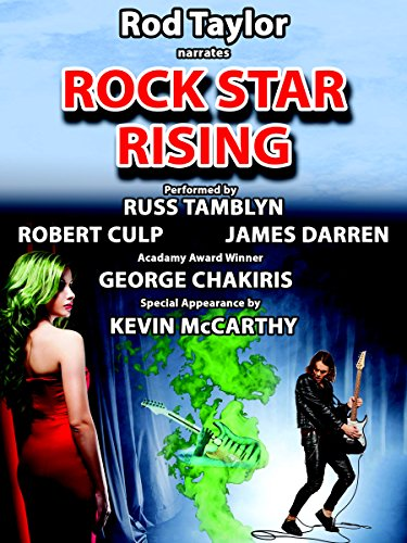 Rock Star Rising: A Romantic Thriller -