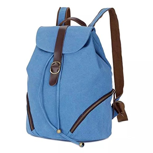 iEnjoy blue backpack