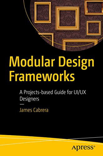 Modular Services Card - Modular Design Frameworks: A Projects-based Guide for UI/UX Designers