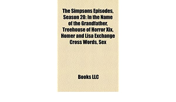 The Simpsons Episodes, Season 20: In the Name of the Grandfather