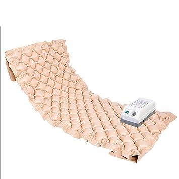 Anti-decúbito cojín con circulación de agujeros colchones inflables paciente médico anti-Decubituses cojines colchón,A,200x90cm: Amazon.es: Salud y cuidado ...