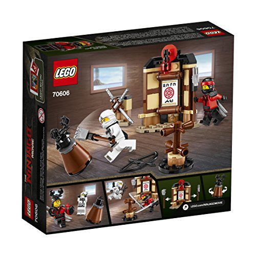 LEGO Ninjago Spinjitzu Training 70606 Building Kit (109 Piece)