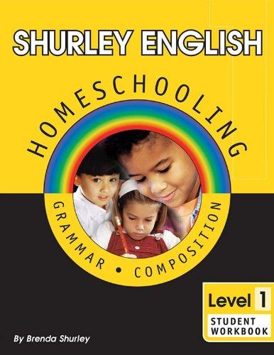 Shurley Grammar: Level 1 - Student Workbook