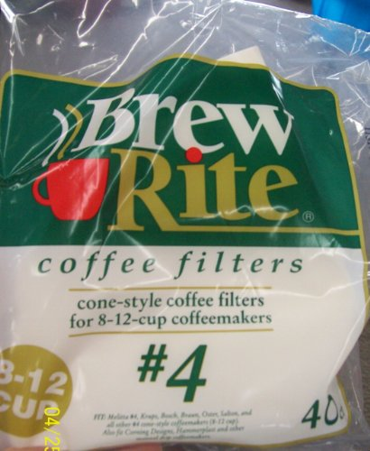 Brew Rite Style Coffee Filters product image
