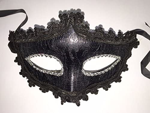 Ladies Black Swan Ballerina Halloween Masquerade Fancy Dress Costume