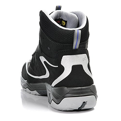 """Elten 76753-46 - Formato 46 calzatura di sicurezza """"rusher metà"""" esd s1 - multicolore"""