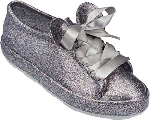 Melissa Chaussures Femmes Be + Disney Paillettes Dargent