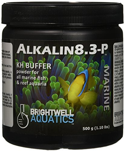 Brightwell Aquatics ABAALKP500 Alkalin 8.3-P Dry Formula for Aquarium, 1.1-Pound by Brightwell Aquatics