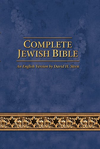 Complete Jewish Bible Softcover (Updated): David Stern