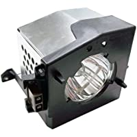 TOSHIBA 52HM84 TV Replacement Lamp with Housing