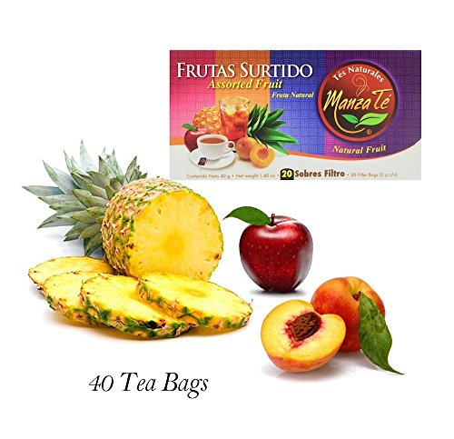its Tea, 40 Tea Bags, from Costa Rica (Costa Rica Fruits)