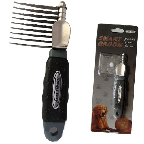 Dog Grooming Pet Hair Accessory Nine Long Fur Comb