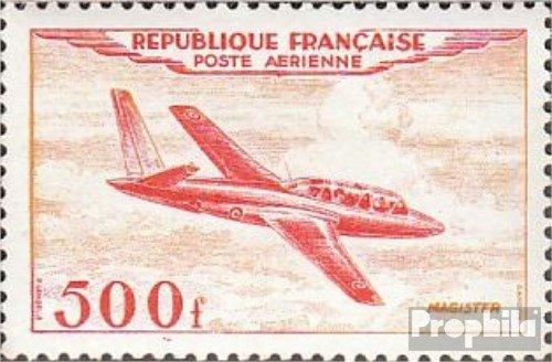 Prophila Collection Frankreich 989 1954 Flugzeuge (Briefmarken Luftfahrt für Sammler) Luftfahrt (Briefmarken e00774