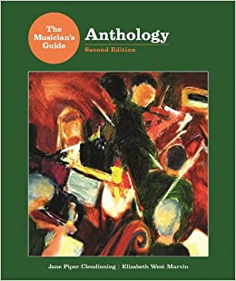 The Musician's Guide Anthology