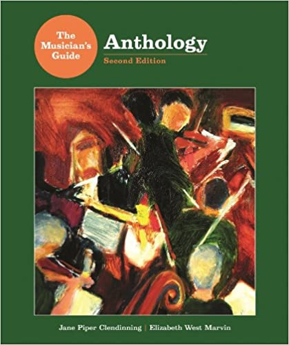 the musicians guide anthology second edition