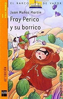 Fray Perico y su borrico par Muñoz Martín