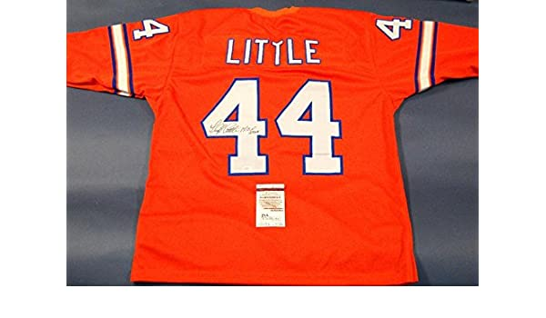 150de09ad Floyd Little Signed Jersey - Hof - JSA Certified - Autographed NFL Jerseys  at Amazon s Sports Collectibles Store