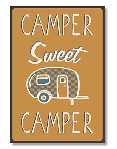 camper sweet camper sign - 8